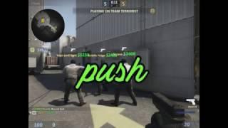Žaidžiam CS:GO - Comptetitive - Linksmi momentai #5 thumbnail