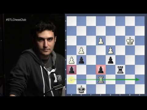 Rooks: Don't be a Tempo Behind | Endgame Exclam!! - GM Elshan Moradiabadi