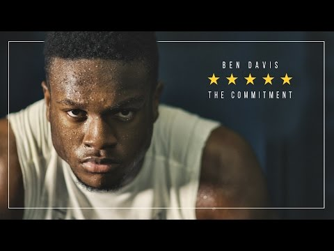 5-Star linebacker Ben Davis announces his commitment