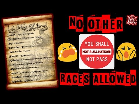 IUIC: No Other Races Allowed In Heaven; Only Minorities #NotSorry