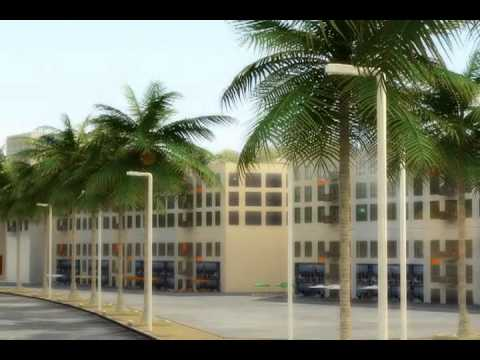 Bahrain, Middle East Re-Development 3D Animation and Modeling