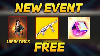 24 September Free Fire New Event | Today New Event Free Fire | FF New Event | FF New Event Today