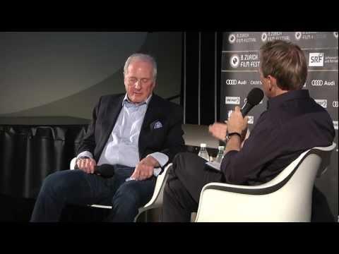 Jerry Weintraub At Zurich Master Class 2012
