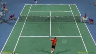 SEGA Virtua Tennis 2 - PCSX2 Emulator