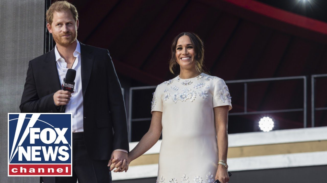 Download Huckabee: Nothing says 'common man' like seeing Meghan Markle and Prince Harry