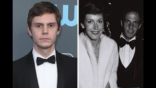 POSES EVAN PETERS IS HELEN REDDYS DEALMAKER HUSBAND JEFF WALD IN I AM WOMAN