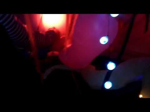 Halloween Pop-Up Exhibition: Inflatable Tentacles
