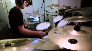 Feuerschwanz - Wir lieben Dudelsack (Drum Cover) - alexr3