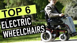 BEST 6: Electric Wheelchairs 2018