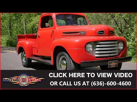 1949 Ford F-3 || SOLD