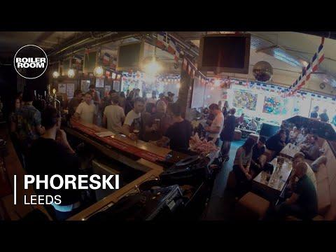 Phoreski Boiler Room Leeds DJ Set