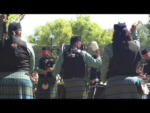 Pasadena Scots (Grade III) - Pleasanton Games - Medley - September 3, 2016