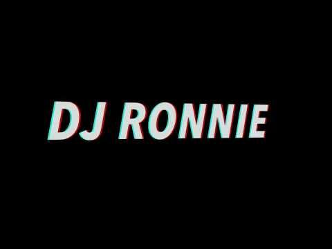DJ RONNIE live in Bangalore