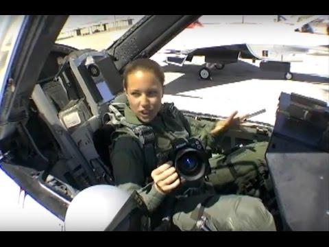 U.S. Air Force Thunderbird Aerial Photographer