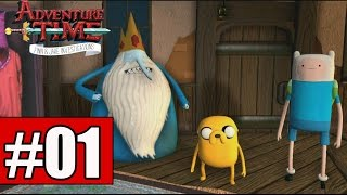 Adventure Time Finn And Jake Investigations Walkthrough Part 1 (Case 1)