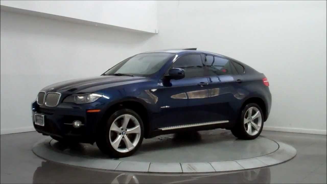 2010 Bmw X6 Xdrive 50i Sport Youtube