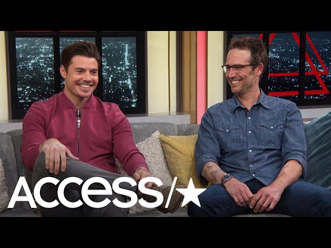 'The Arrangement': Josh Henderson & Michael Vartan Say Season 2 Is An 'Absolute Roller Coaster'