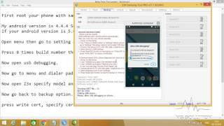 cert edit dual sim repair Tvibrant HD