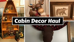 Cabin Decor Haul Part 1: What we have collected for our cabin so far.