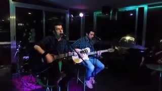 Gruppo Sanguigno - Non ne posso più (Versione acustica) Live @ Faraldo Caffè