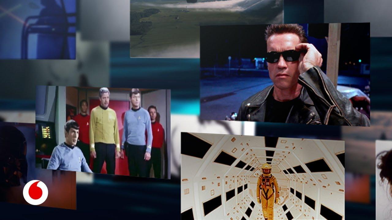 20 películas que explican el futuro humano