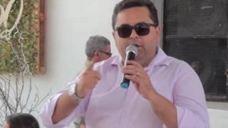Advogado Ítalo na festa dos 50 anos do Sindicato dos Trabalhadores Rurais de São João do Jaguaribe