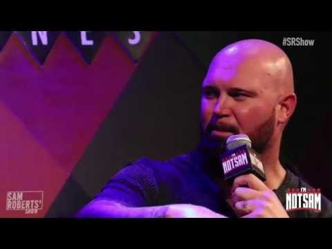 Karl Anderson & Luke Gallows  Being Good Brothers, Bringing back Wrestlers Court  Sam Roberts Live