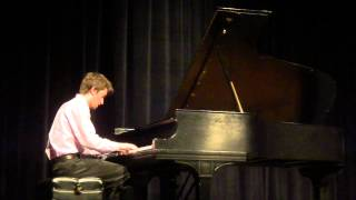 Sonata No. 2 II. Allegro Scherzando