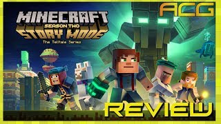 """Minecraft Story Mode Season 2 Episode 1 Review """"Buy, Wait for Sale, Rent, Never Touch?"""""""
