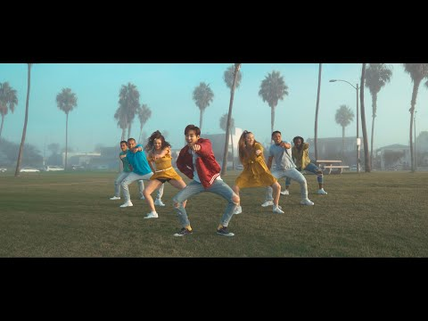 KEVIN - RIDE ALONG (English Version) Dance Video