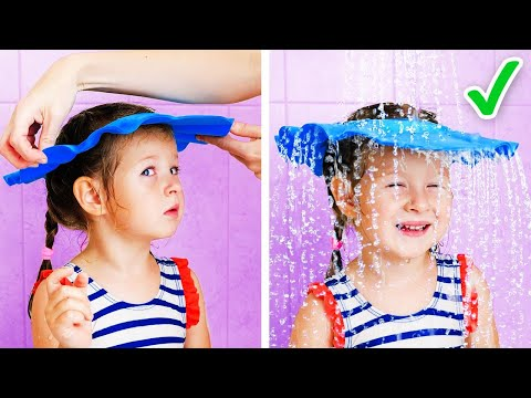 31 SMART PARENTING HACKS AND GADGETS || DIY Clothes Ideas And Easy Activities Every Mom Should Know