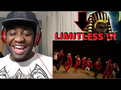 NCT 127_無限的我 (무한적아;Limitless)_Music Video #2 Performance Ver. Reaction