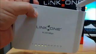 COMO RESETAR O ROTEADOR LINK ONE L1-RW141