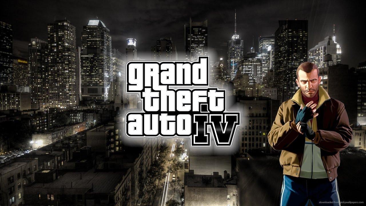 تحميل لعبة GTA IV جاتا 4 ريباك برابط مباشر من ميديافاير