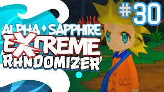 SUPER SAIYAN WALLY!! - Pokémon Alpha Sapphire Extreme Randomizer (Episode 30)