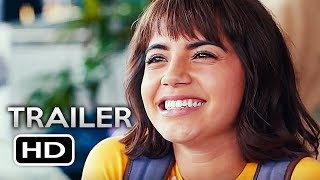 DORA AND THE LOST CITY OF GOLD Official Trailer (2019) Dora The Explorer Movie HD