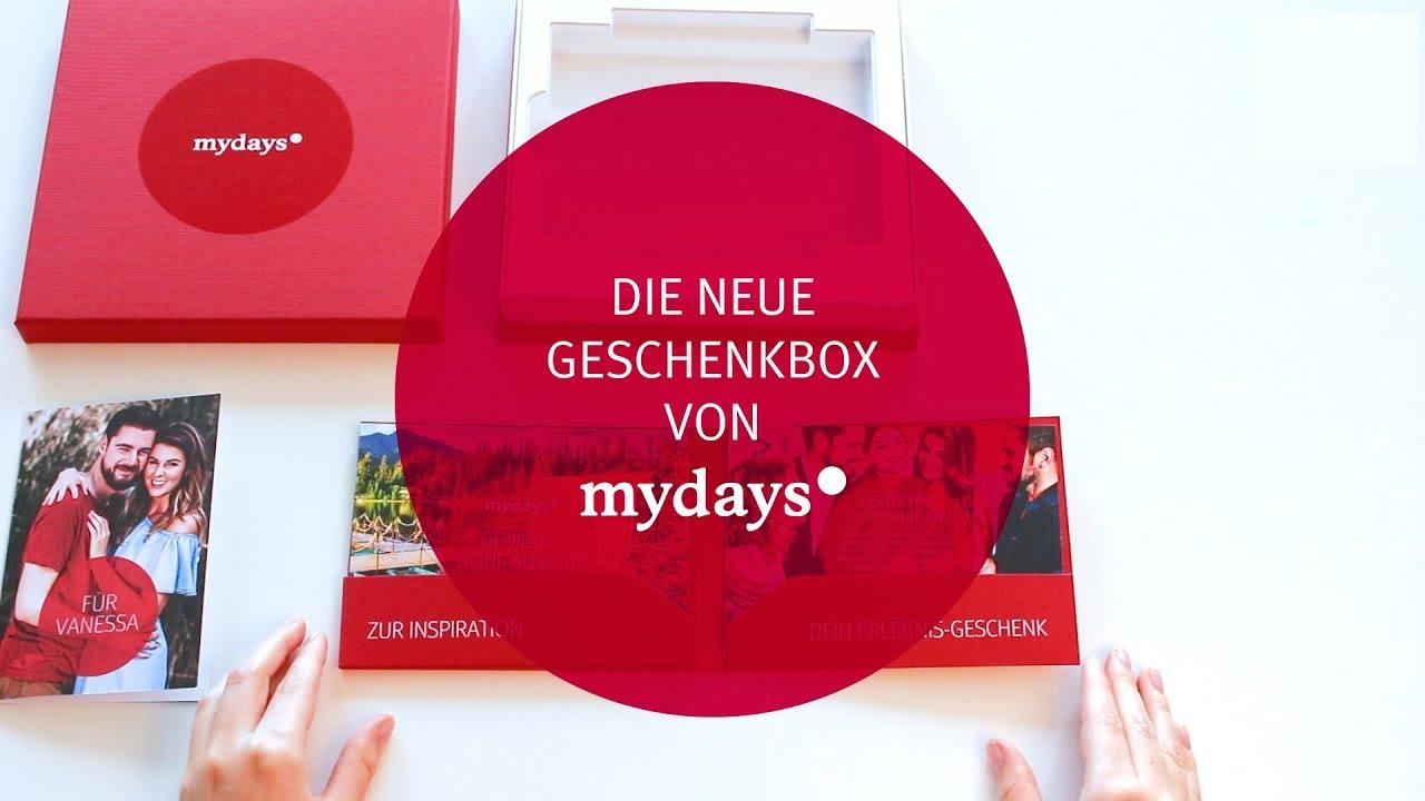 Mydays geschenkbox kostenlos