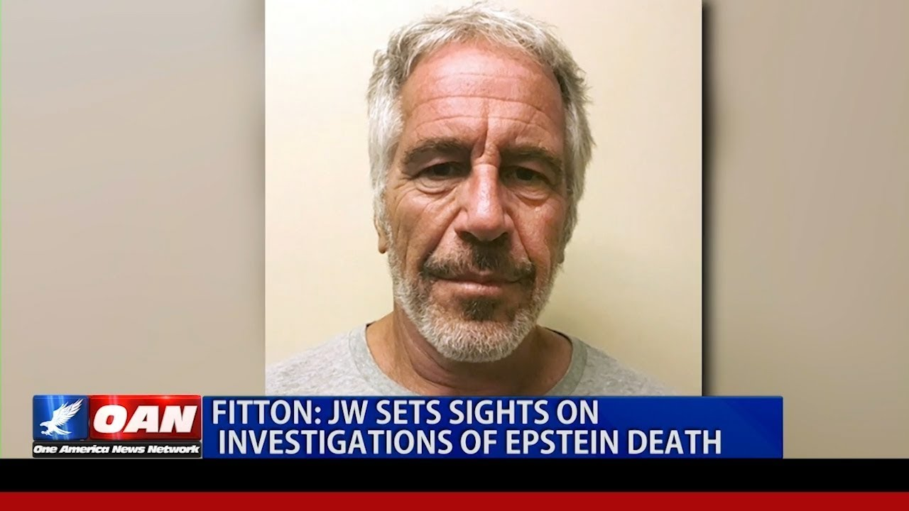 OAN Judicial Watch DOJ Couldn't Keep Jeffery Epstein Alive--What Happened? | Tom Fitton