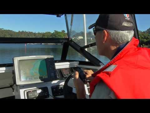 Marine radio qualifications