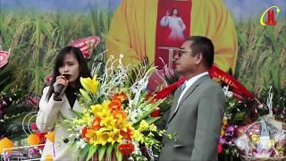 Nữ Vương Địa Phận Vinh - Hồng Phượng  l Kim khánh Linh Mục Đức Ông Thomas Trần Trung Hà