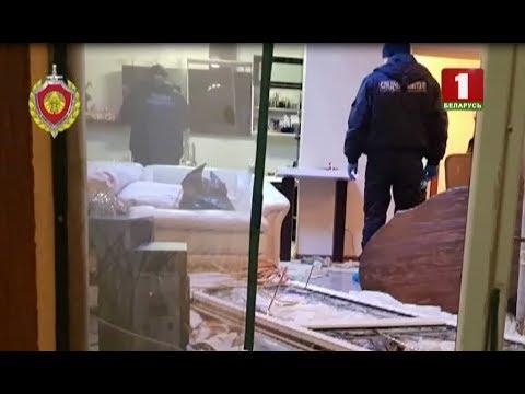В Пинске преступники проникли в дом к предпринимателю