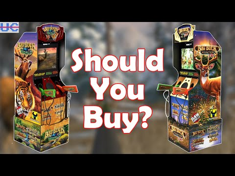 Arcade1up's Big Buck World is $50 less than Buck Hunter Pro.. Should You Buy? from Unqualified Critics