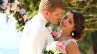 Свадебная церемония на Самуи для двоих.