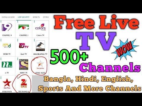 Best Live Tv APP 1000 Channels