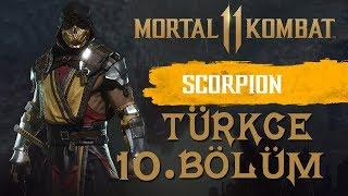 CEHENNEMDE YÜZLEŞME | Mortal Kombat 11 Türkçe 10. Bölüm