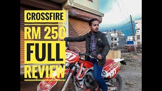 A PURE BEAST || CROSSFIRE RM250 ||