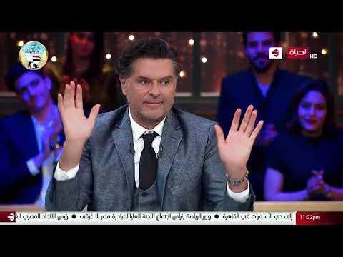 يوم ليك - الفنان راغب علامة: أنا بشوف الرئيس السيسي بيحول مصر إلى جنة..مصر بتطور كل سنة 5 سنوات