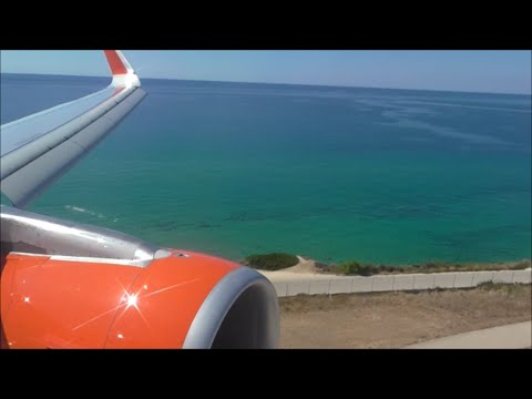 EasyJet Airbus A320-214 | London Gatwick to Kefalonia *Full