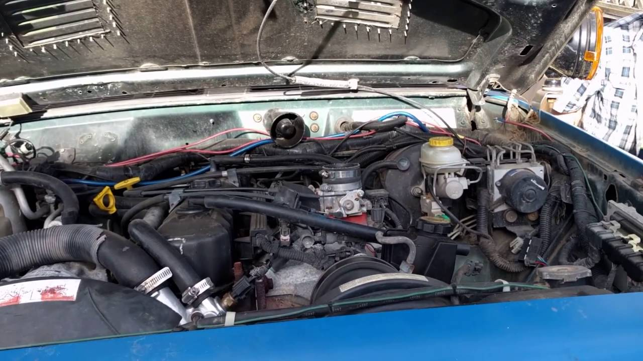Jeep 4.0 Engine For Sale >> For Sale Jeep Cherokee Engine Start Up From Engine Bay