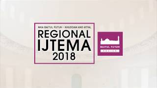 Baitul Futuh Regional Ijtema Promo